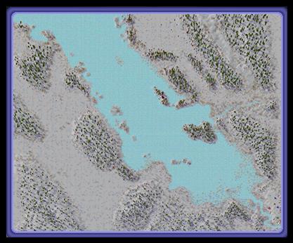 Venetjoen tekojärvi