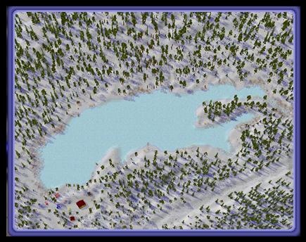Iso - Ruuhijärvi
